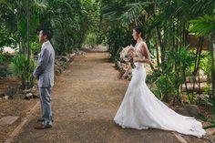 Waimea Valley, Wedding Dresses, Fashion, Bride Dresses, Moda, Bridal Gowns, Fashion Styles, Wedding Dressses