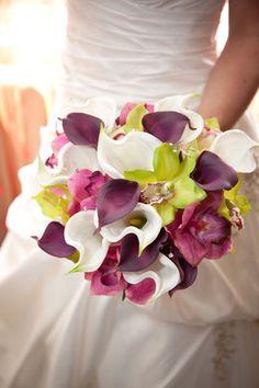 Calla Lily bouquet #mariage #wedding #bride #casamento #bouquet #noiva #buque #flowers #flores