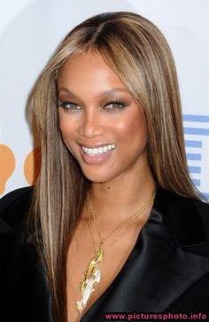 tyra banks- perfect makeup and hair-1
