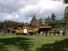 Russian Railway gun TM-3-12