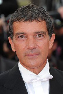 Antonio Banderas- I dont care how old you are sir, you are still one handsome man!