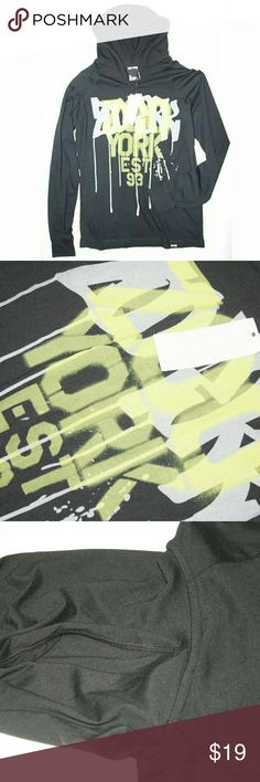 Zoo York Hoodie 65% Polyester / 35% Cotton / Long Sleeve Hooded T-shirt Zoo York Jackets & Coats Lightweight & Shirt Jackets