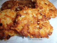 Cheesy Potato Patties