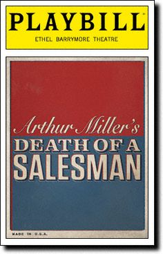 Death of a Salesman with Philip Seymour Hoffman and Andrew Garfield