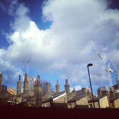 London - rooftops