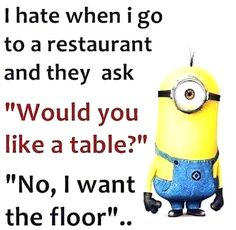 Super Funny Dirty Mems Humor Minions Quotes Ideas – Funny Quotes – … – The person or thing that is so remarkable. As an example of the … Super Funny Dirty Mems Humor Minions Quotes Ideas – Funny Quotes – … – Minion Humour, Funny Minion Memes, Funny Disney Memes, Minions Quotes, Minions Minions, Funny Shit, Really Funny Memes, Stupid Funny Memes, Funny Relatable Memes
