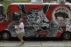 First Look: Food Truck Rodeo in Durham, NC on 09.02.12
