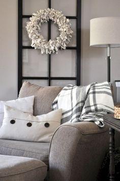 Nice 30 Gorgeous Modern Farmhouse Living Room Makover Ideas https://bellezaroom.com/2018/01/19/30-gorgeous-modern-farmhouse-living-room-makover-ideas/