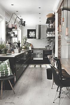 utdragbart kylskåp | @my casa