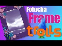 Portaretratos para fofucha Poppy Trolls - Frame for Poppy Trolls fofucha - YouTube