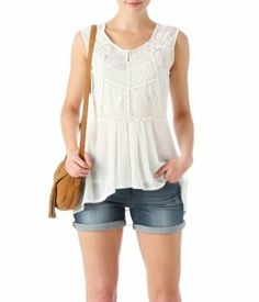 234a791e2f3ea Discover women s tunic shirts from the French fashion online shop Promod in  many colours and shapes!
