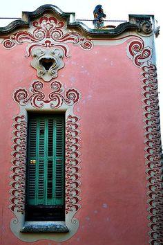10 Parque Güell Casa-Museo Gaudí