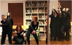 Διάλεξη-παράσταση με θέμα «Από τον θυμό... στην ηρεμία...» στην Δημόσια Βιβλιοθήκη Βέροιας