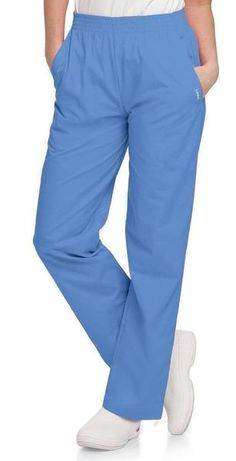 Women's Classic Relaxed Pant - Ceil Blue