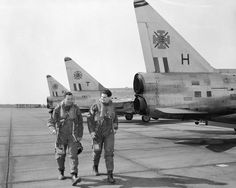 Frank Wielbo uploaded this image to & Sqn RAF Wattisham See the album on Photobucket. Air Force Aircraft, Navy Aircraft, Ww2 Aircraft, Military Jets, Military Aircraft, Thunder City, V Force, Aviation Image, Jet Plane