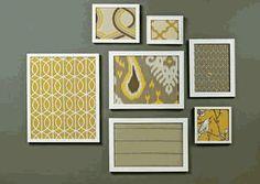 Framing Fabrics