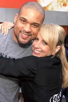 My 2 favorite Trainers: Shaun T & Chalene Johnson
