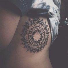 6 pattern tattoo