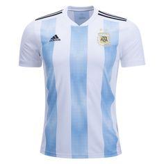 adidas Argentina Home Jersey 2018 Argentina 2018 1b042e661