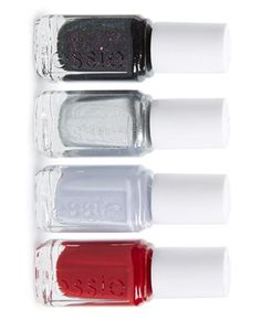 This set of four mini nail polish shades will keep the manicure looking gorgeous all throughout winter.