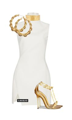 """""""Untitled #1437"""" by elinaxblack ❤ liked on Polyvore featuring Thierry Mugler and Arme De L'Amour"""