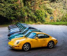 Porsche 911 (993s)
