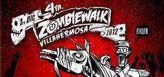 Zombie Walk Villahermosa
