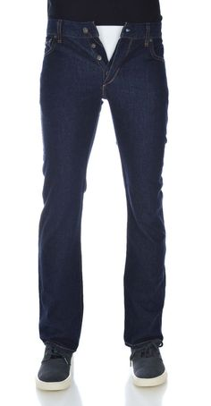 Rag & bone Mens Straight Leg Jeans Size 32 in Dark Wash NWT $210 #ragbone #ClassicStraightLeg