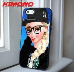 #iphone #case #cover #protector #iphone_case #plastic #design #custom #Disney #frozen #Elsa