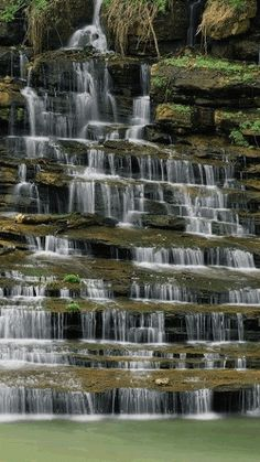A beautiful waterfall of land without anyone The waterfall, known to cascade failed romance Love was in the century and cultivated a love failure That's why this waterfall to cascade failure is famous Khvrda Beautiful World, Beautiful Places, Beautiful Pictures, Beautiful Waterfalls, Beautiful Landscapes, Mountain Waterfall, Nature Gif, Nature Pictures, Amazing Nature
