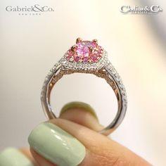 c0af8515d394a 32 Best Gabriel & Co. images in 2018   Diamond engagement rings ...