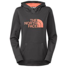 The North Face Women's Fave Pullover Hoodie Sweatshirt ($55) ❤ liked on Polyvore featuring tops and the north face
