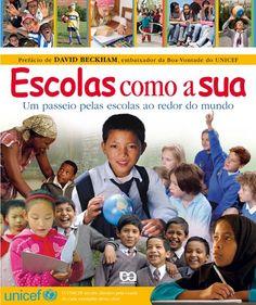 O livro reúne fotos e depoimentos de 43 pequenos entre 6 e 12 aninhos de 31 países que representam 5 continentes (Américas, África, Europa, Ásia e Oceania). Em cada página, uma criança mostra como é um dia típico em sua escola, dando ao leitor a oportunidade de identificar semelhanças e diferenças!