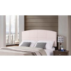 Hillsdale Southport Upholstered Headboard - 2077HTRE
