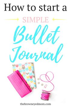 How To Start a Bullet Journal — The Brown Eyed Mom – Bullet journal Fancy Pens, Daily Page, Bullet Journal How To Start A, Work From Home Tips, Calendar Pages, Erin Condren Life Planner, Printable Paper, Instagram Accounts, Craft Tutorials