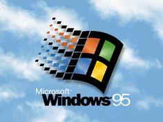 Windows 95 - woohoo!