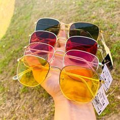 Women's sunglasses new trendy styles