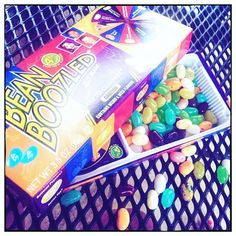 Who's played this before?  #beanboozled #jellybeans #jellybelly #sweets #candy #beautyblogger #bbloggers #fbloggers #lbloggers #tbloggers #instadaily #love