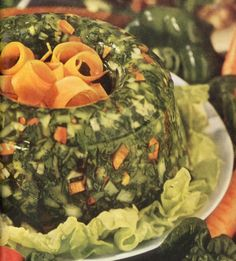 39 Things that never should go into jello: Spinach