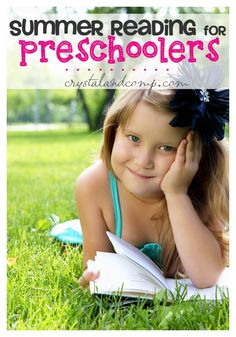 summer reading list for preschoolers Kids Learning Activities, Teaching Kids, Kids And Parenting, Gentle Parenting, Early Reading, Summer Reading Lists, Summer Kids, Learn To Read, Kid Books