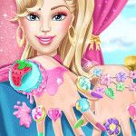 Fun Games For Girls, Doll Games, Your Girl, Fashion Dolls, Routine, Aurora Sleeping Beauty, That Look, Barbie, Spa