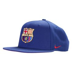 FC Barcelona Core Cap   | $24.99 | Holiday Gift & Stocking Stuffer ideas for the FC Barcelona fan at WorldSoccerShop.com