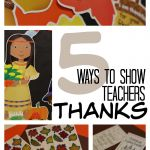 5 ways parents can show thanks for teachers and schools. Great ideas from @teachmama! #staplesclassroom
