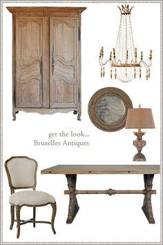 French | Layla Grayce Backroom Blog