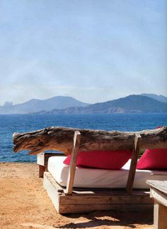 Ibiza! Would love to relax here and party till the brink of dawn!