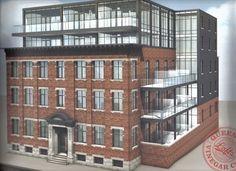 Toronto/ St. Lawrence Market - Corktown - Distillery District condos ...