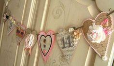 40 идей декора в честь Дня Святого Валентина в винтажном стиле http://www.prohandmade.ru/mebel-i-interier/40-idej-dekora-v-chest-dnya-svyatogo-valentina-v-vintazhnom-stile/