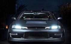 S14 Silvia Nissan 240SX Kouki