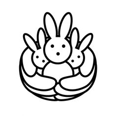 61 best rabbit images rabbits drawings rabbit icon Types of Rabbits rabbit logo