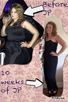 How amazing does she look after ten weeks on the Juice Plus healthy eating plan?!? #lifestylechange #healthyeating